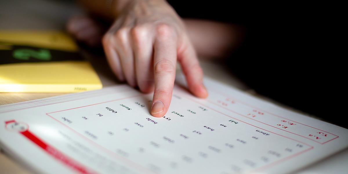 Ordblinde undervises ved hjælp af Tapping metoden